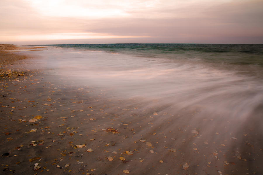 Stretching Tides Photograph