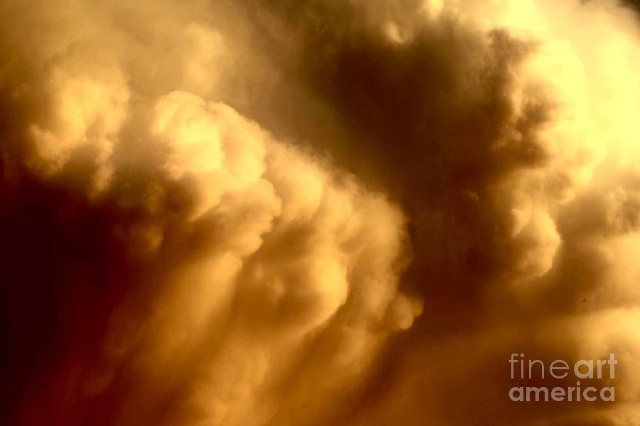 Updraft Photograph - Strong Updraft by Anita Floyd