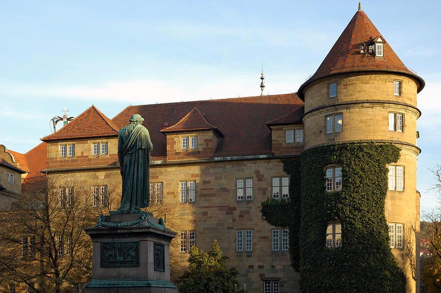 Stuttgart Altes Schloss Old Castle - Germany Photograph