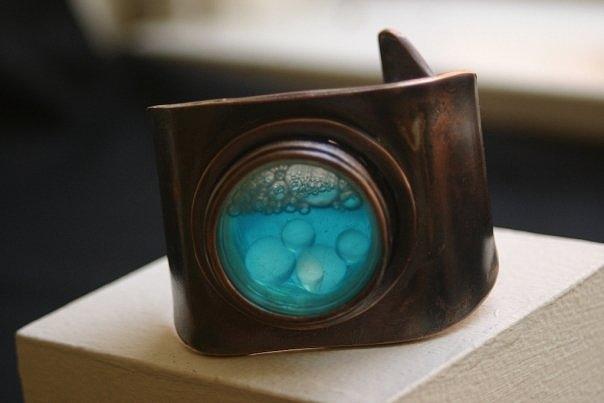 Sub Jewelry - Sub Cuff by Tania Kelvin
