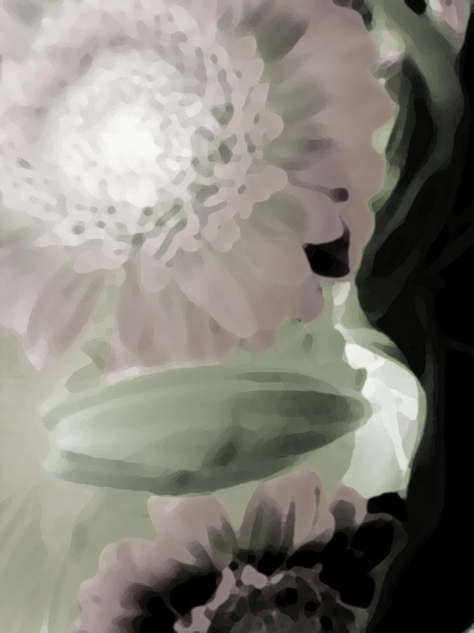 Abstract Photograph - Subterranean Memories 9 - Dreams by Lenore Senior