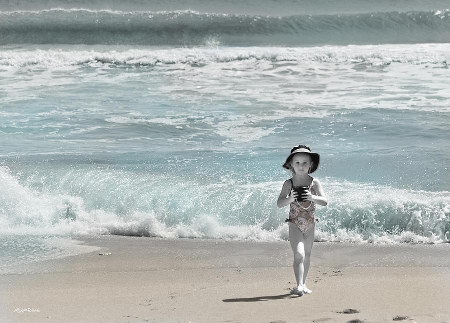 Beach Photograph - Summer Bliss by Michelle Wiarda