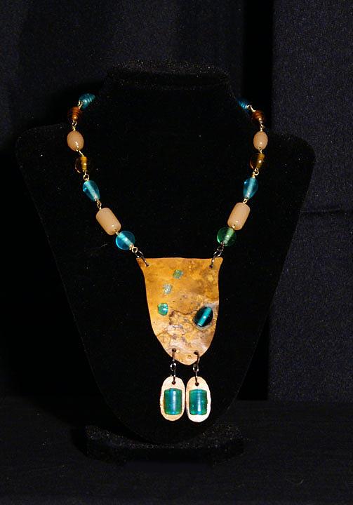 Blue Jewelry - Summer Breeze by Cheyenne Howell