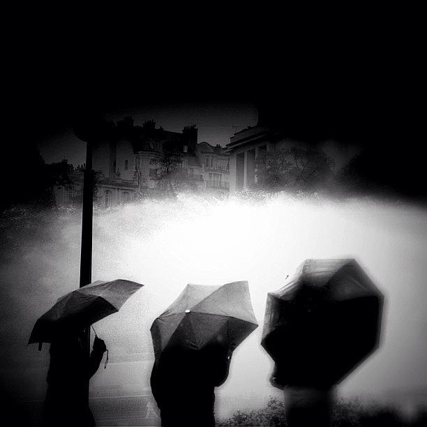 Noir Photograph - Summer Of 2012 (re-edit) by Robbert Ter Weijden