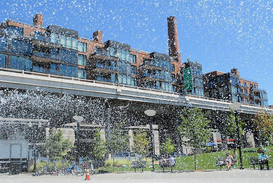 Georgetown Photograph - Summer Rain by