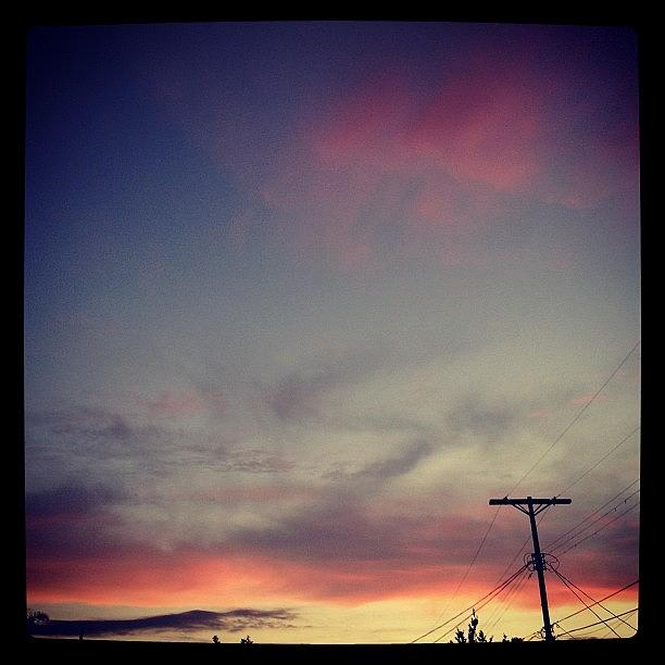 Summer Sky Photograph by Gracie Noodlestein