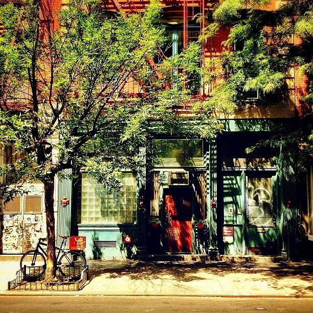 New York City Photograph - Summer Sun - New York City by Vivienne Gucwa