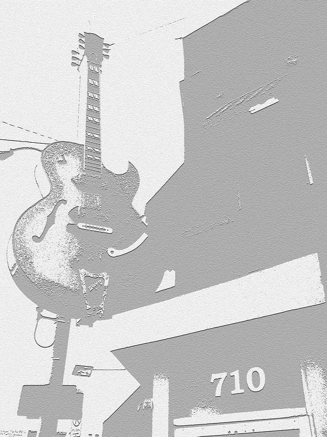 706 Union Avenue  Memphis Photograph - Sun Studios by Jame Hayes