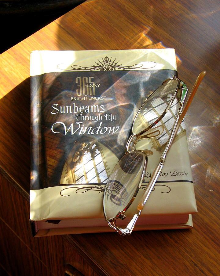 Sunbeams Photograph - Sunbeams by Carla Parris