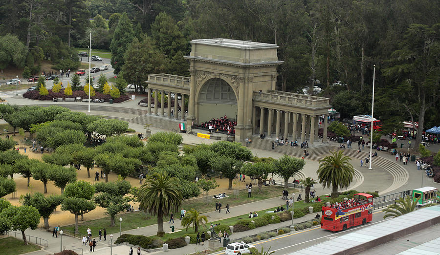Golden Gate Park Photograph - Sunday In The Park by Denice Breaux