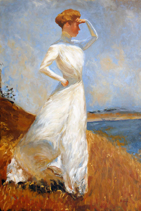 Frank W Benson Paintings For Sale