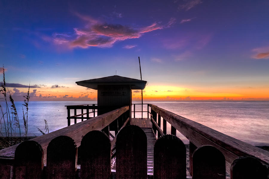 A1a Photograph - Sunrise Angel by Debra and Dave Vanderlaan