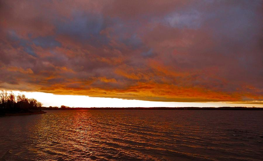 North America Photograph - Sunrise At Ile-bizard ...  by Juergen Weiss