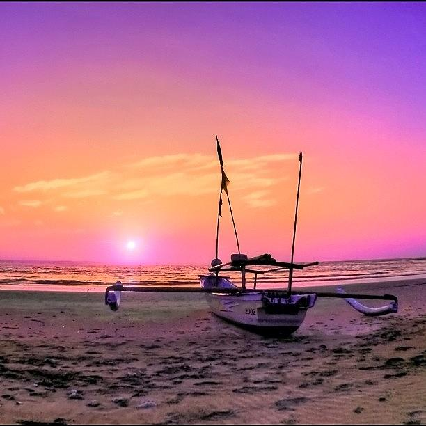 Sun Photograph - #sunrise #sun #superb #gorgeous by Tommy Tjahjono