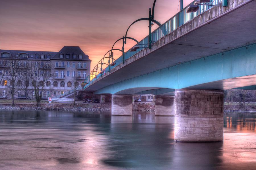Germany Photograph - Sunrise by Thorsten Kalweit