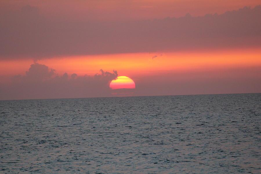 Sunset Photograph - Sunset - Cuba by David Grant