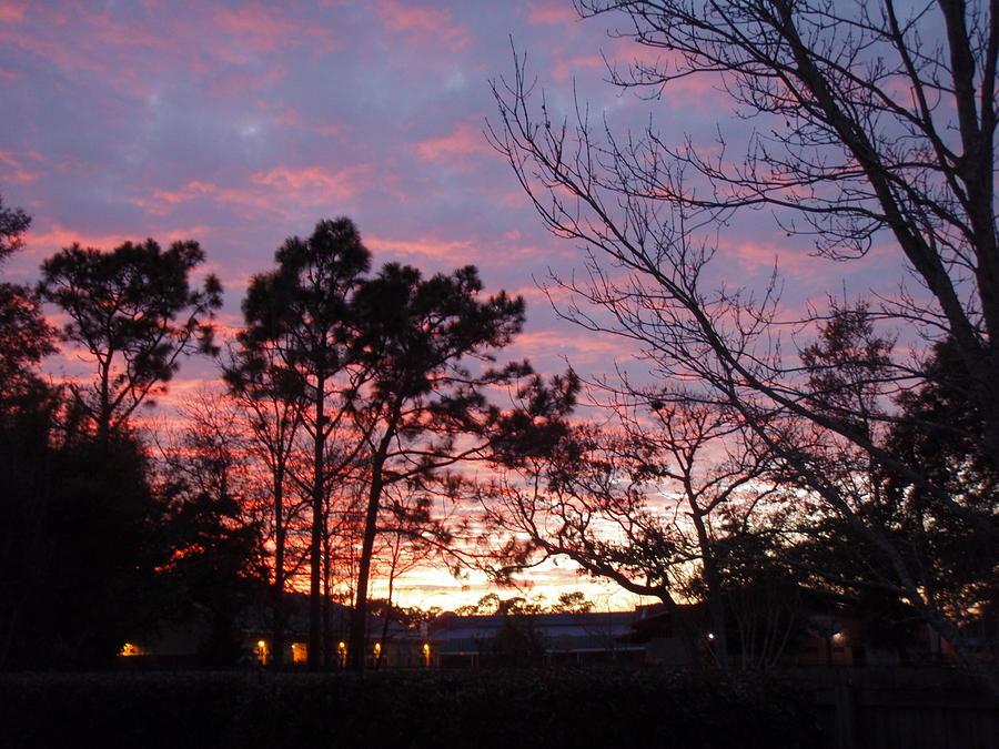 Sunset Photograph - Sunset 7 by Michael Milanak