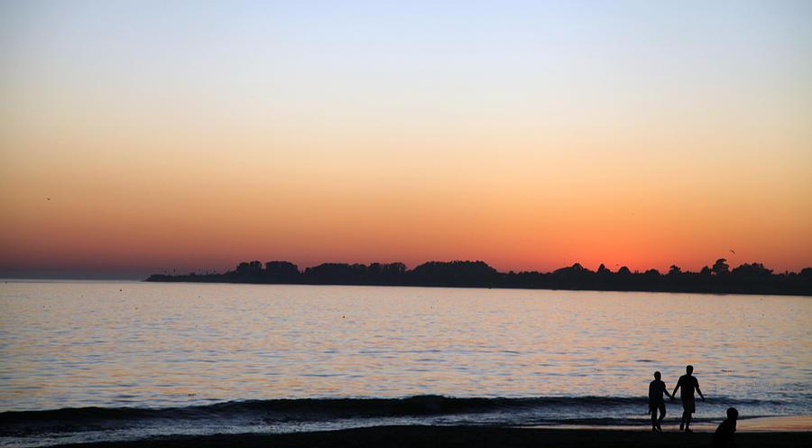 Sunset Digital Art - Sunset by Joe Fernandez