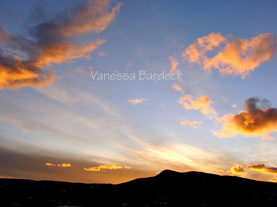 Sunset Photograph - Sunset by Vanessa Bardeck