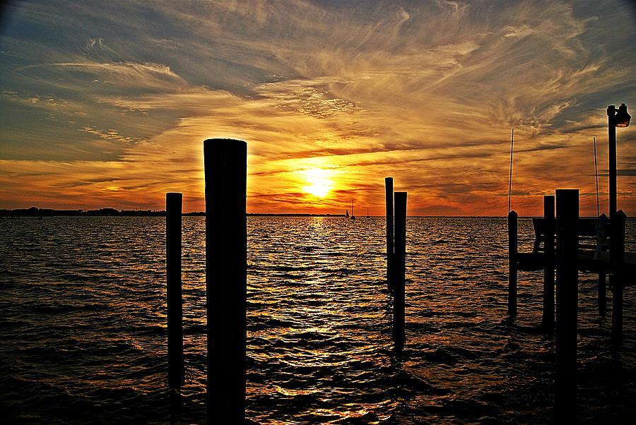 Sunset Photograph - Sunset X by Joe Faherty