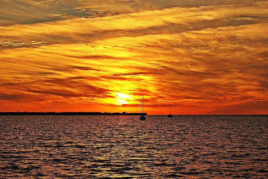 Sunset Xxxi Photograph By Joe Faherty