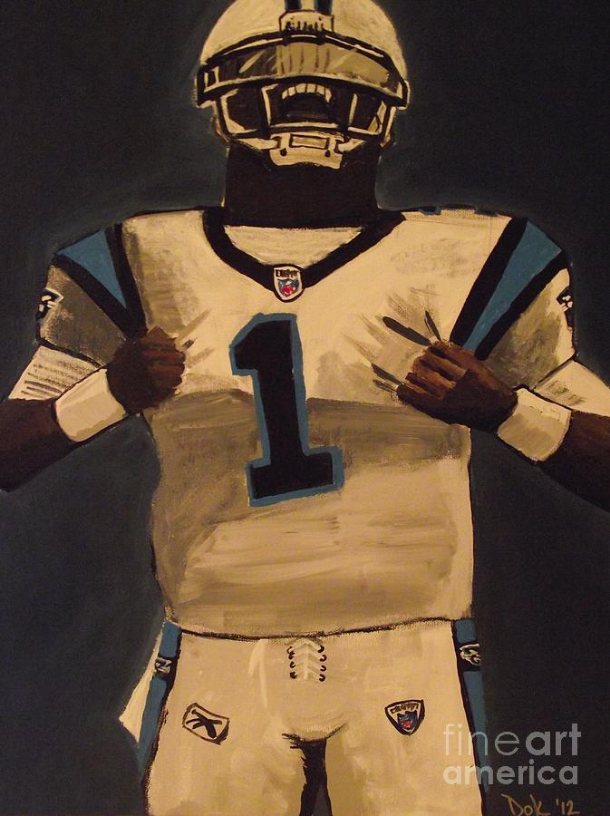 Super Cam Painting by Simon Hardesty