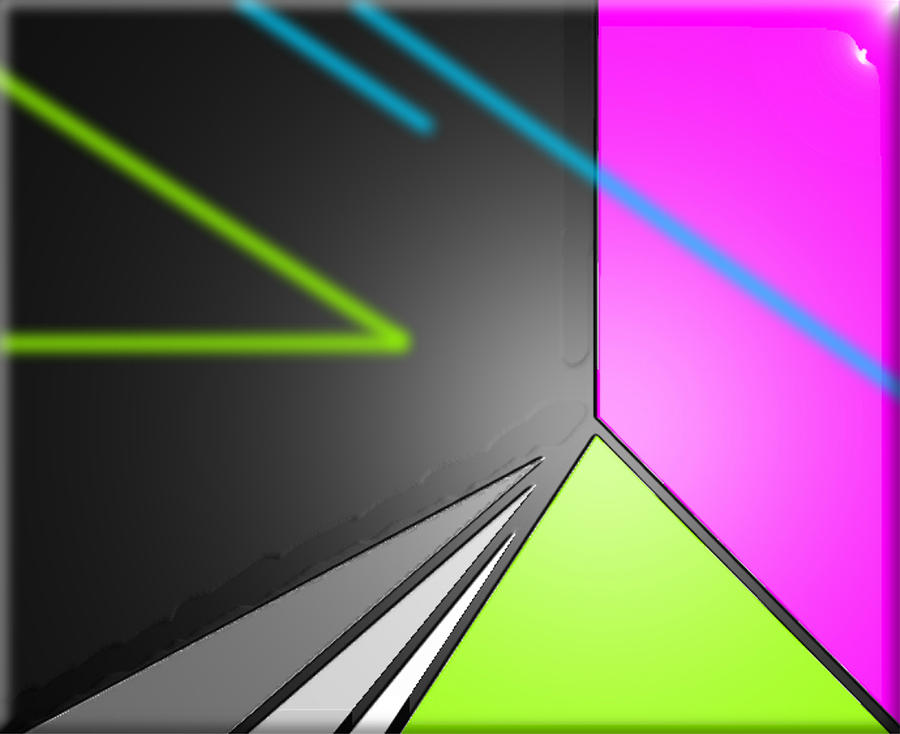 Digital Digital Art - Supersonic by Robyn Lang