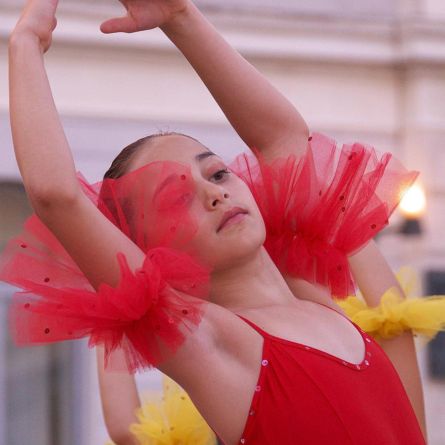 Dancer Photograph - Surdouee by Graham Hawcroft pixsellpix