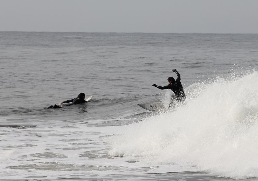 Surf Photograph - Surf 3 by Dan Madden