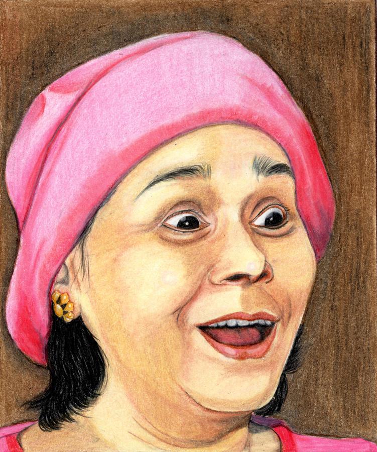 Surprise Painting - Surprise by Saumya Vasudev Karivellur