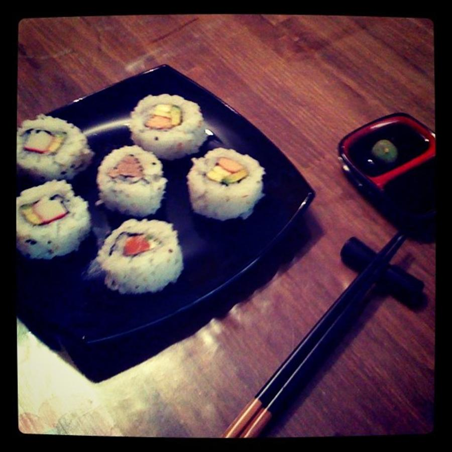 Photograph - Sushi by Pablo Grippo