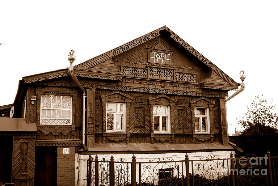 Suzdal Photograph - Suzdal 43 by Padamvir Singh