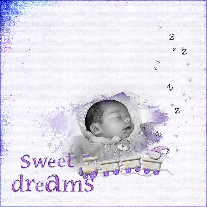 Sleep Photographs Photograph - Sweet Dreams by Joanne Kocwin
