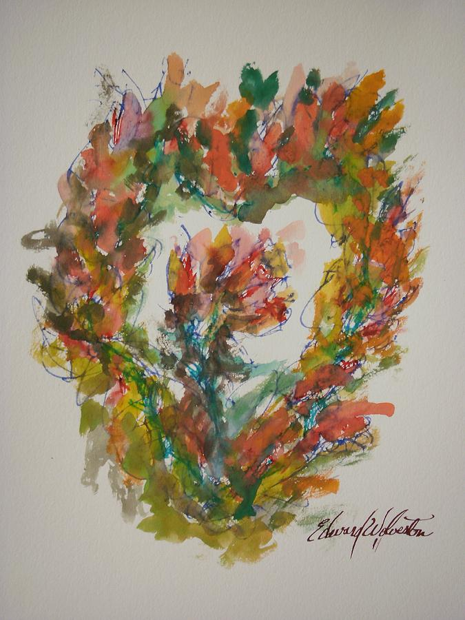 Hearts Of Fire Painting - Sweet Heart Of Love by Edward Wolverton