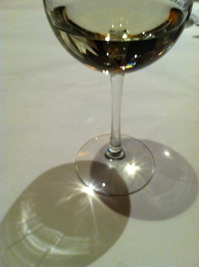White Wine Photograph - Sweetest Day  by Anna Villarreal Garbis