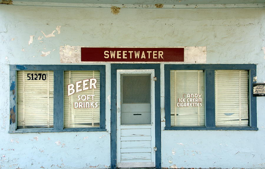 Beer Photograph - Sweetwater Store by Jeff Lowe