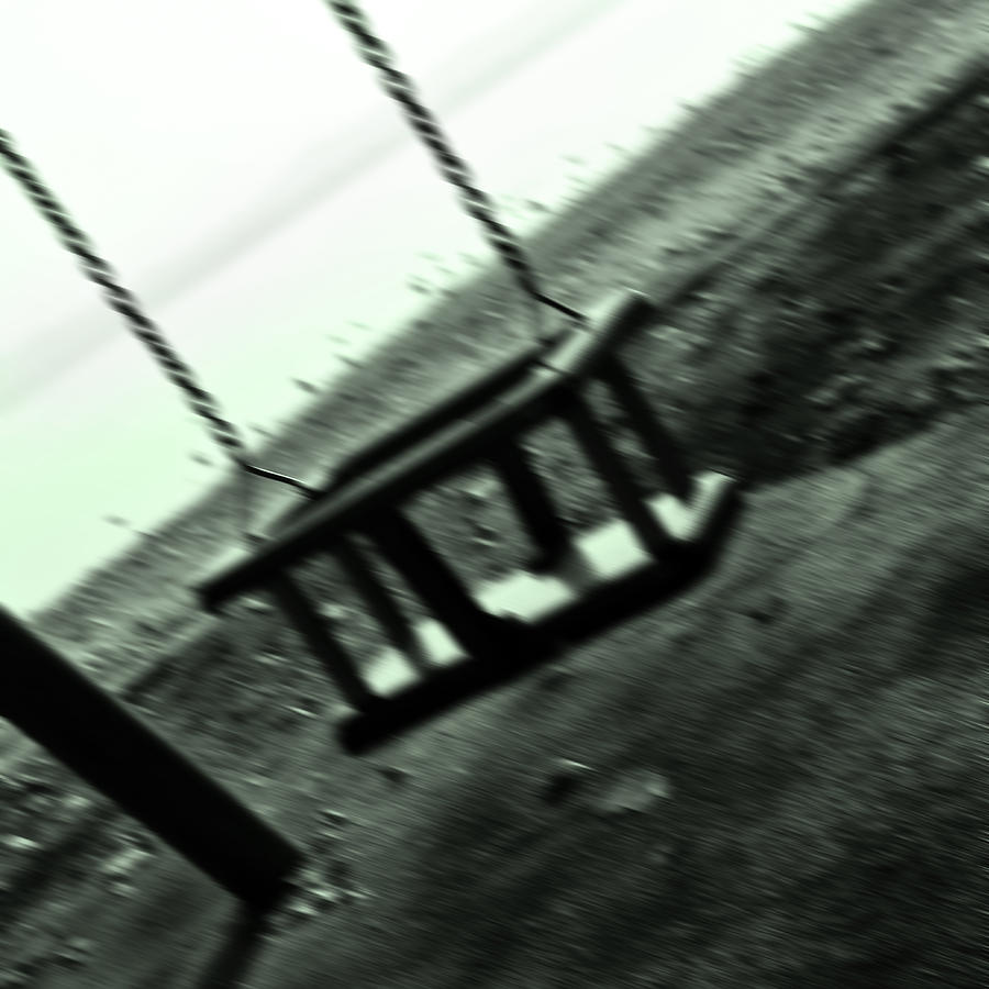 Swing Photograph - Swing by Joana Kruse