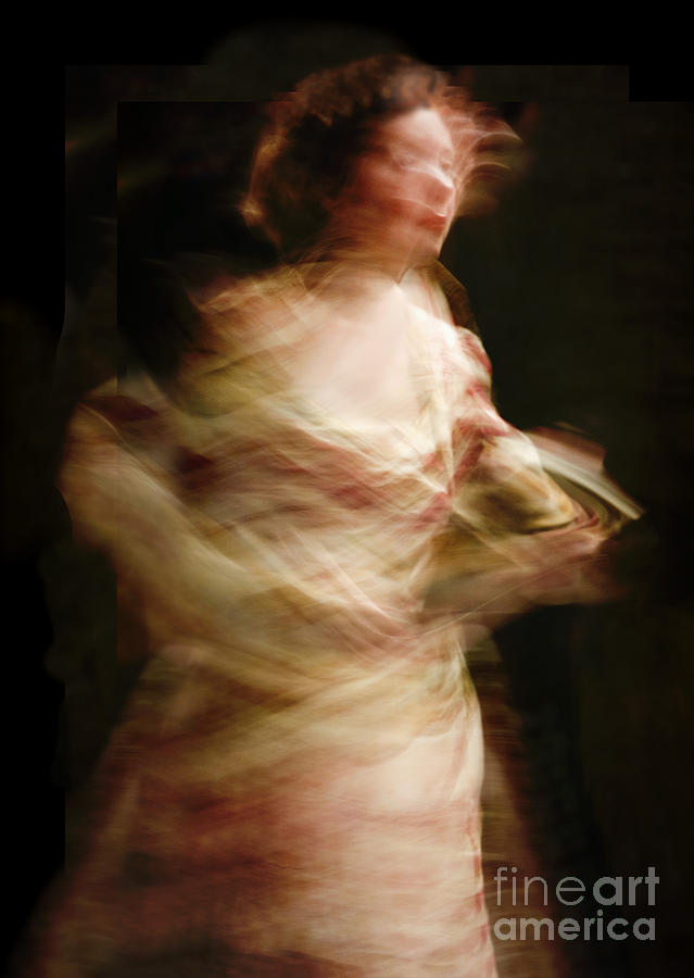 Woman Photograph - Swirling by Margie Hurwich