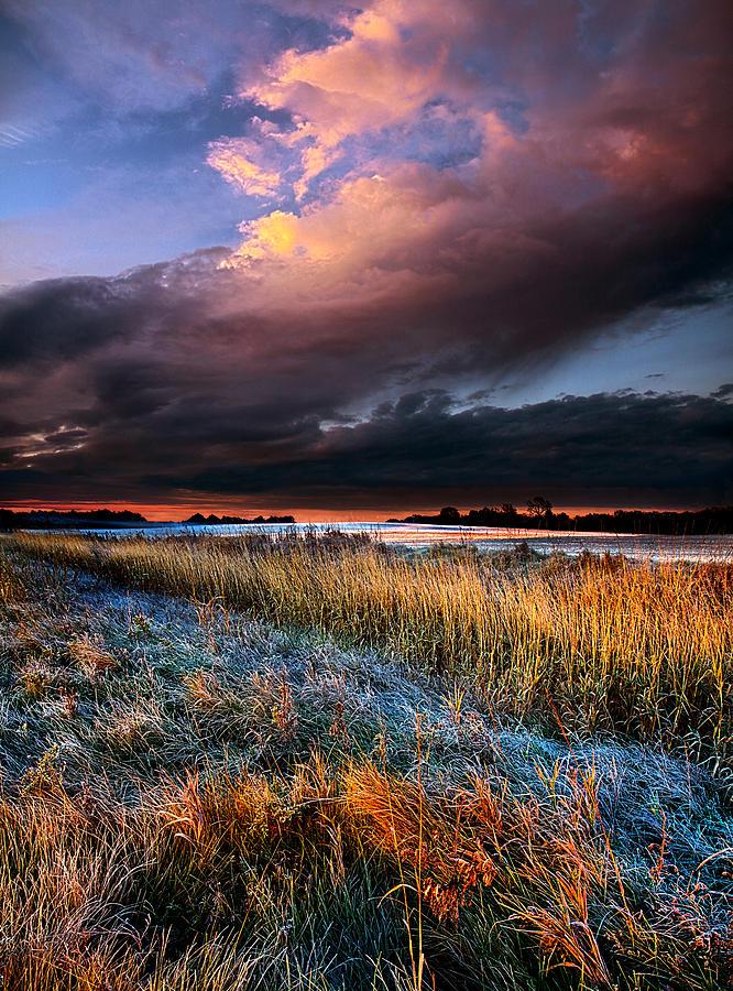 Horizons Photograph - Sydneys Solitude by Phil Koch