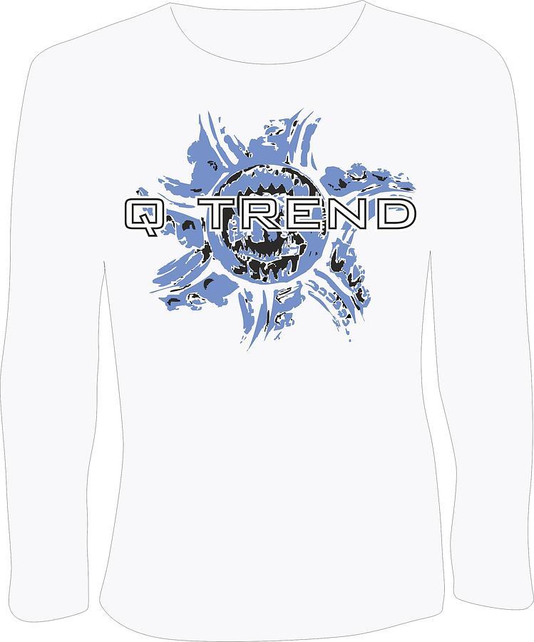 Abstract Digital Art - T Shirt Vector Design by Georgi Datov