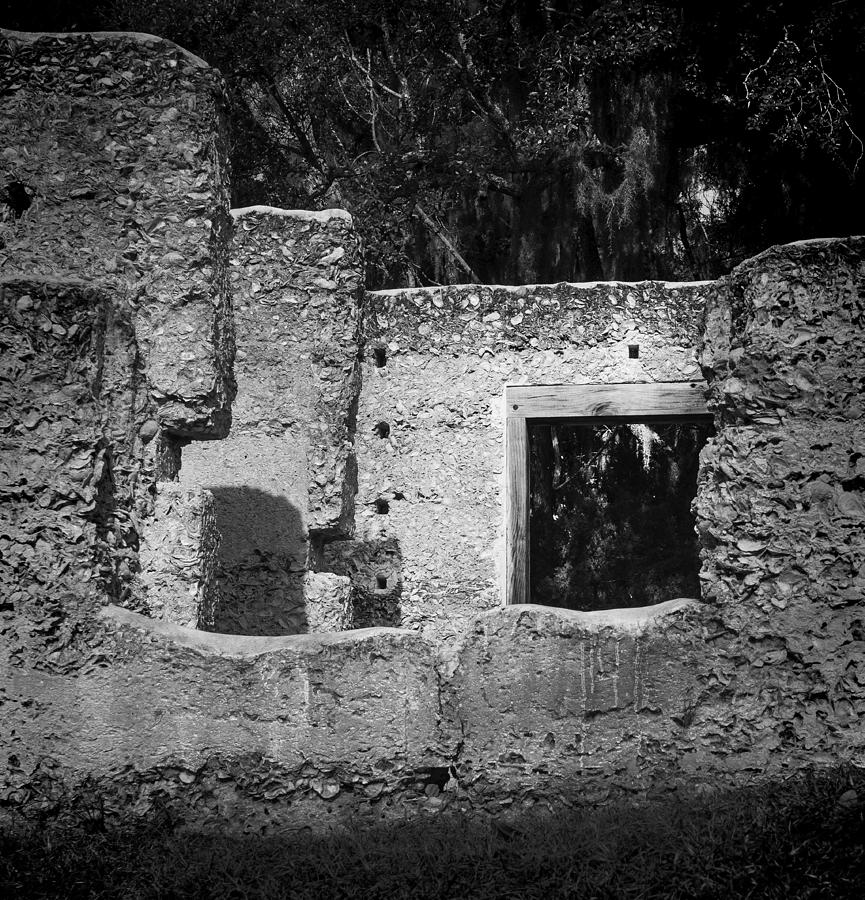 Tabby Photograph - Tabby Ruins by Lynn Palmer