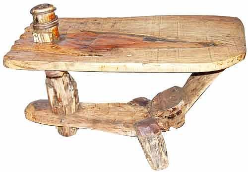 Original Art Furniture Sculpture - Table by Artist Group of Gallery Kolkata