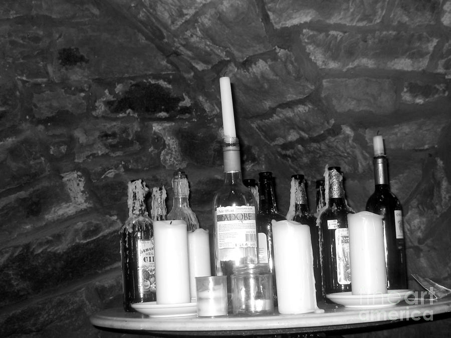 Table Of Spirits Photograph - Table Of Spirits by Jennifer Sabir