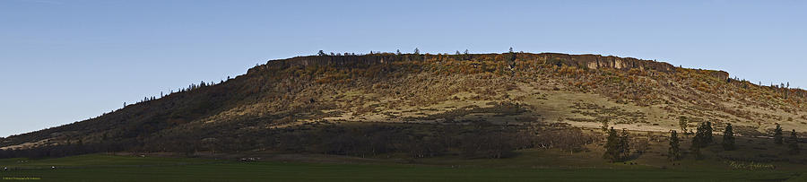 Table Rock Photograph - Table Rock Panorama by Mick Anderson