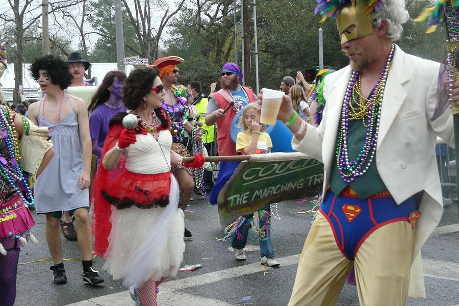 Louisiana Photograph - Take Me To The Mardi Gras by Rdr Creative