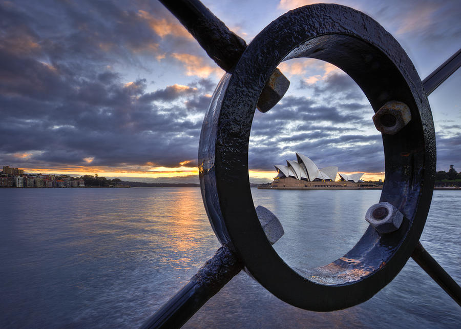 Sydney Opera House Photograph - Taking Centre Stage by Renee Doyle