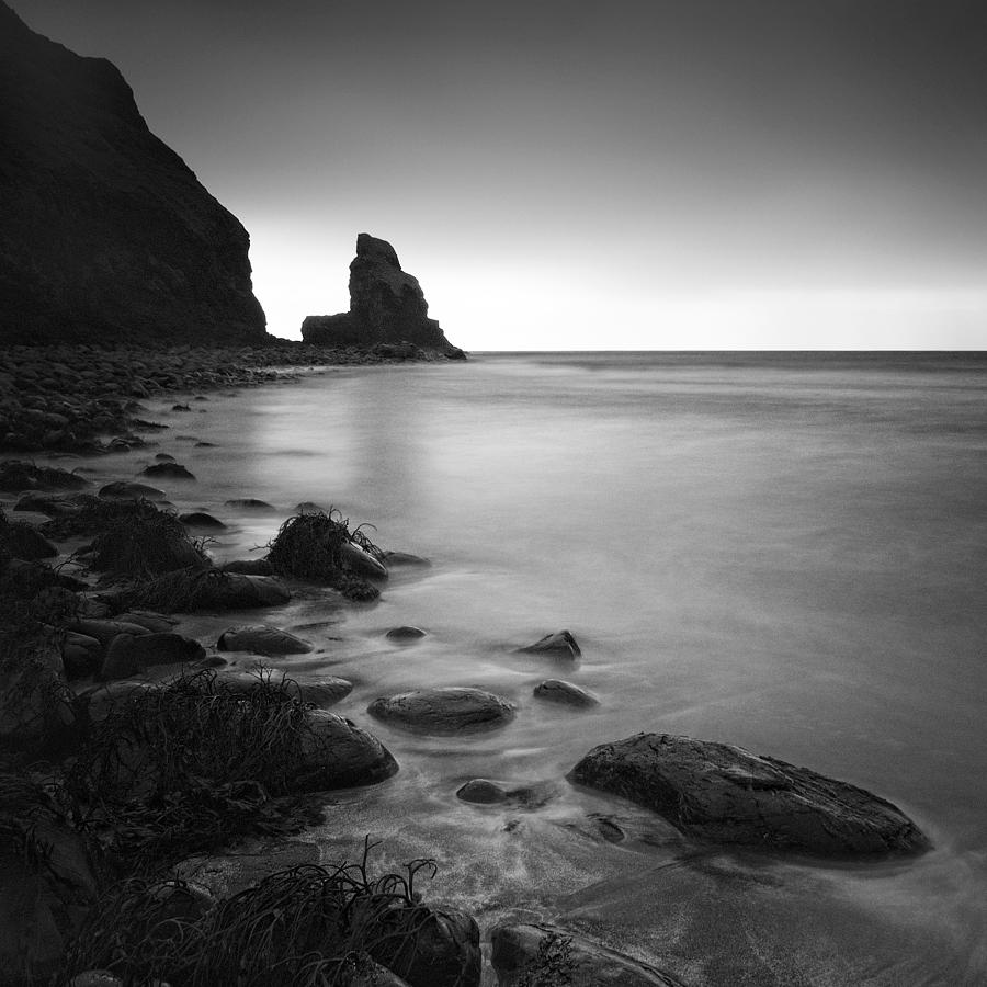 Scotland Photograph - Talisker Rock by Nina Papiorek