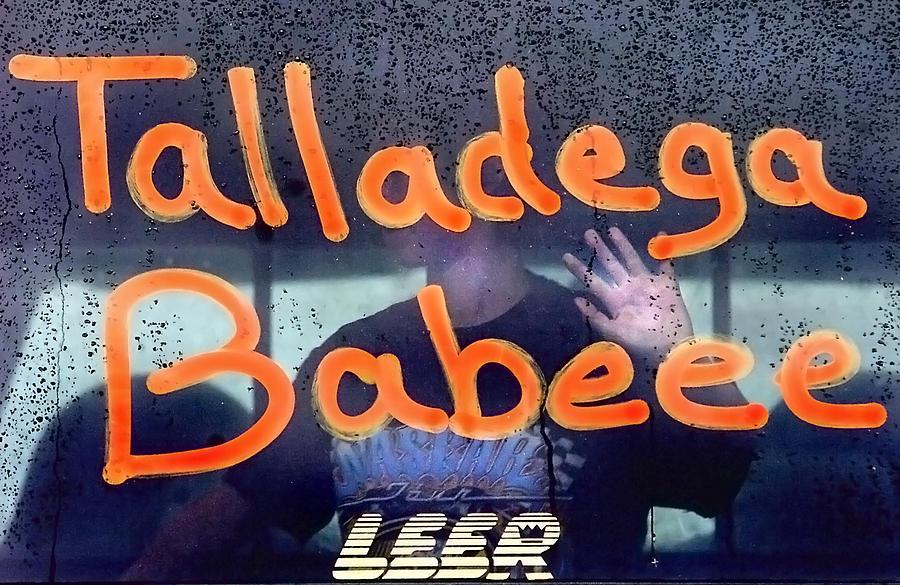 Talladega Photograph - Talladega by Tammy McKinley