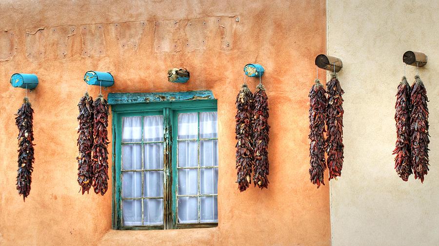 Chili Photograph - Taos by Stellina Giannitsi