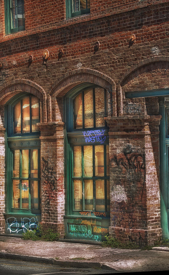 New Orleans Photograph - Tarnished by Brenda Bryant